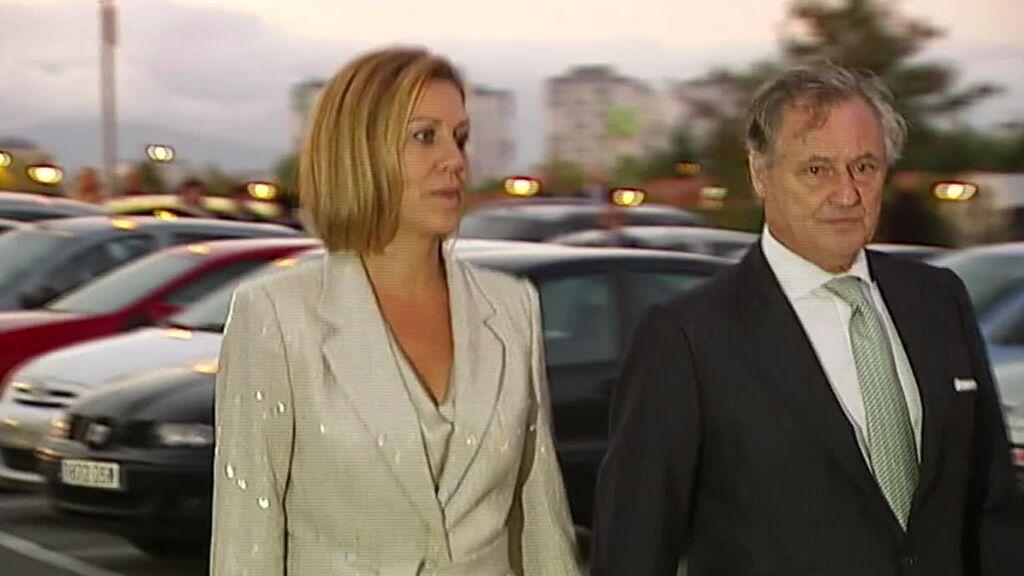 Audios de la declaración de Cospedal sobre Villarejo