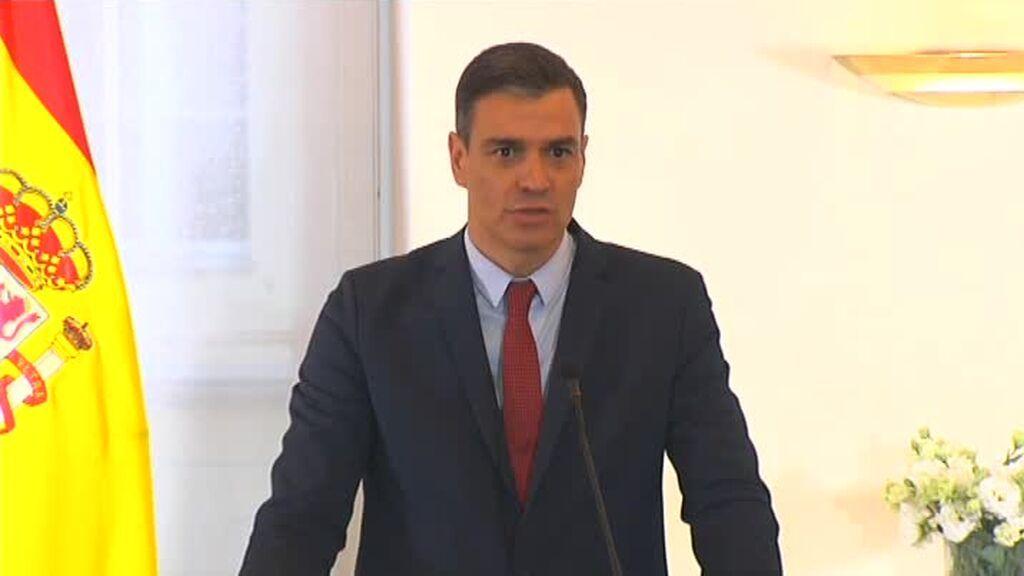 """Sánchez pide a los jóvenes que no """"lastimen"""" a generaciones mayores"""