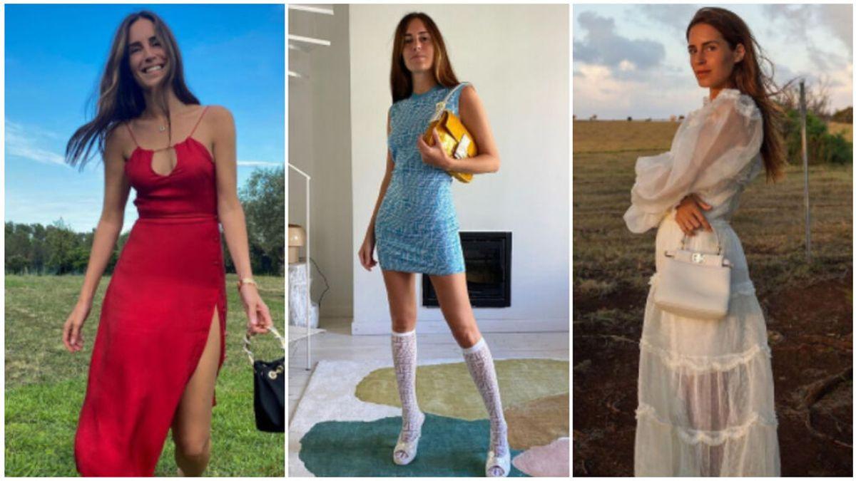 Estos son los looks más atrevidos de Gala González y que han marcado tendencia: envidia sana en su Instagram.