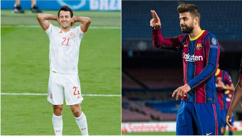 """Piqué se rinde a España: """"Menudo torneo ha hecho la Selección"""""""