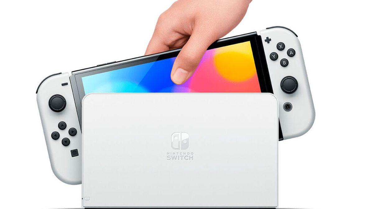 Nintendo anuncia la nueva Nintendo Switch con pantalla OLED de 7 pulgadas