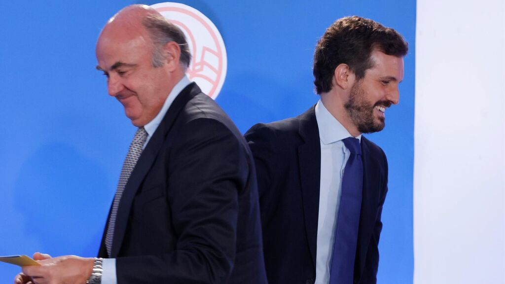 """Casado promete tener ya preparadas """"leyes escritas"""" para """"desfibrilar"""" España para cuando llegue al Gobierno"""