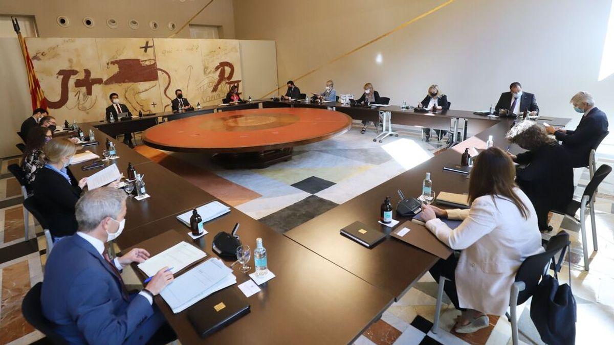 La Generalitat crea un fondo de 10 millones para cubrir las fianzas de los encausados ante el Tribunal de Cuentas