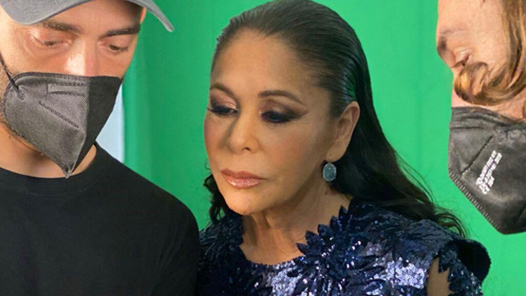 Los 'looks' de Isabel Pantoja en 'Top Star'