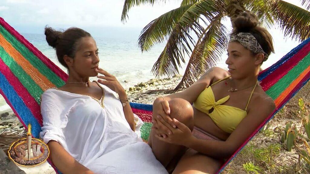 """Lola y Melyssa se convierten en el mejor apoyo la una para la otra: """"Todo pasa por algo"""""""