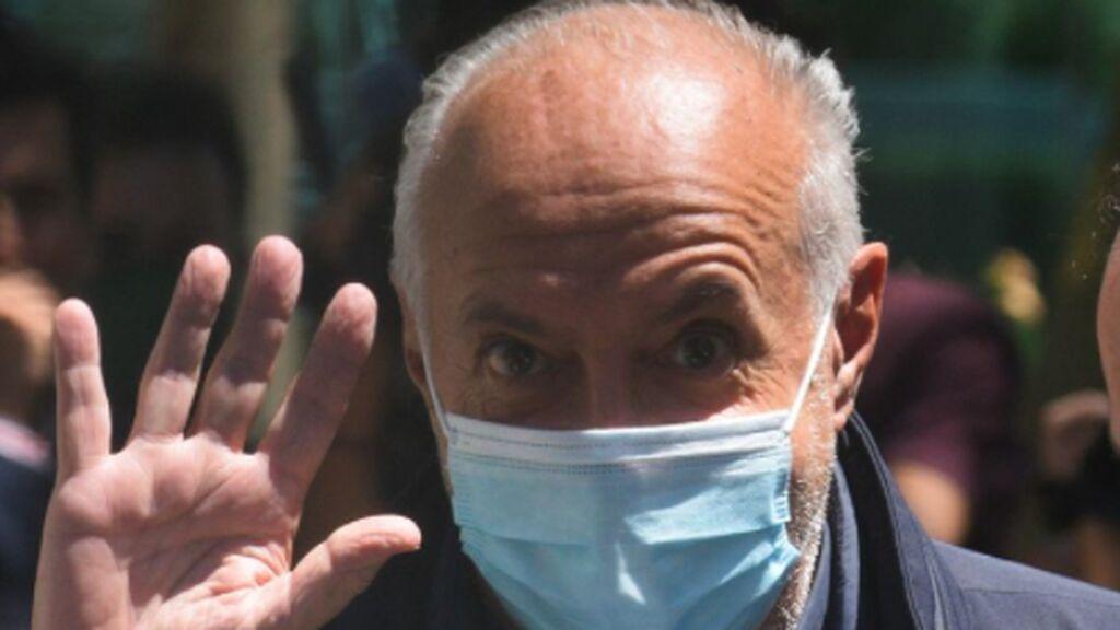 José Luis Moreno sin miedo a la cárcel y con fe en la justicia tras su detención