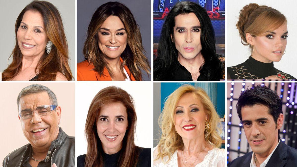 Toñi Moreno, Mario Vaquerizo, Rosa Benito, Víctor Janeiro, Elsa Anka, Melody y Juan y Toñi Salazar se suman a 'Los miedos de…'