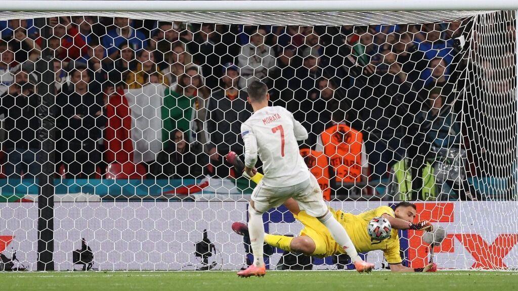 Dani Olmo y Morata condenan con sus fallos a la Selección Española: La tanda de penalti al completo
