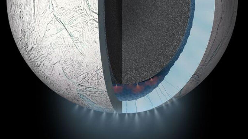 ocean enceladus