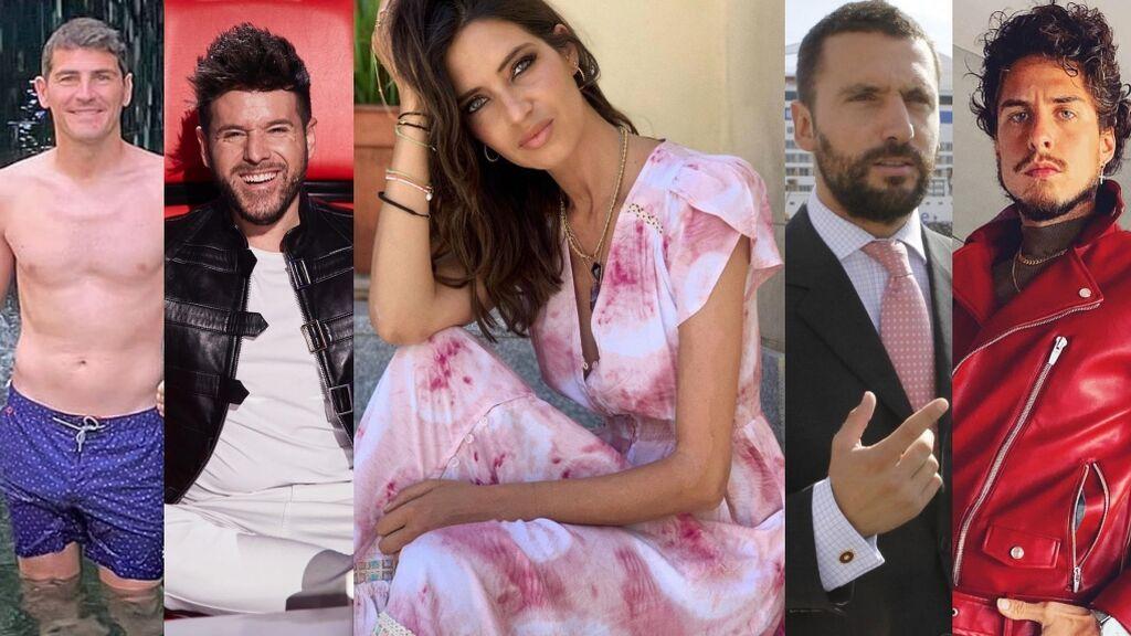 La vida amorosa de Sara Carbonero tras Casillas: todos su presuntos novios