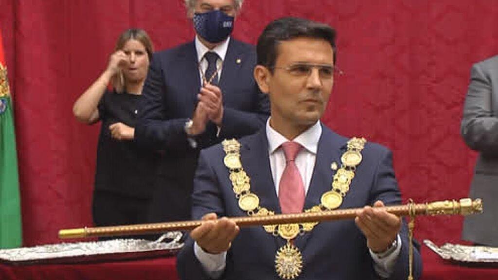Francisco Cuenca, nombrado alcalde de Granada