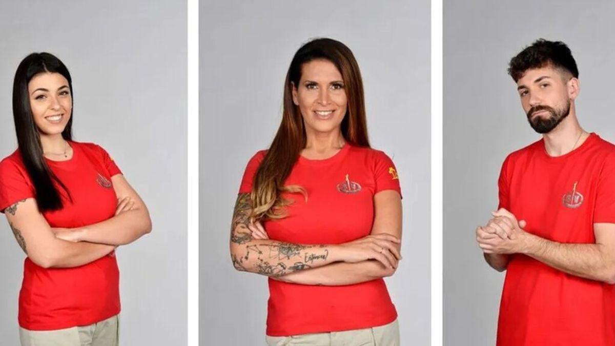 'Supervivientes 2021' culmina la unificación de sus participantes con la expulsión de Lola, Lara o Alejandro