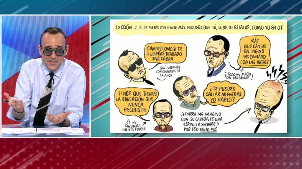 Risto Mejide defiende a 'El Jueves' y sus parodias Todo es mentira 2021 Programa 624