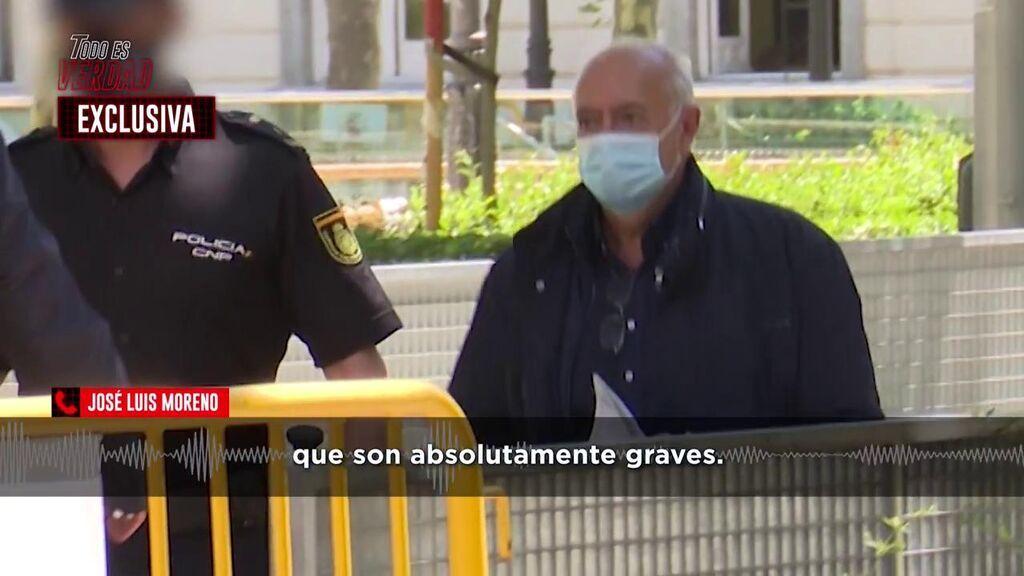 José Luis Moreno habla en exclusiva en 'Todo es verdad'