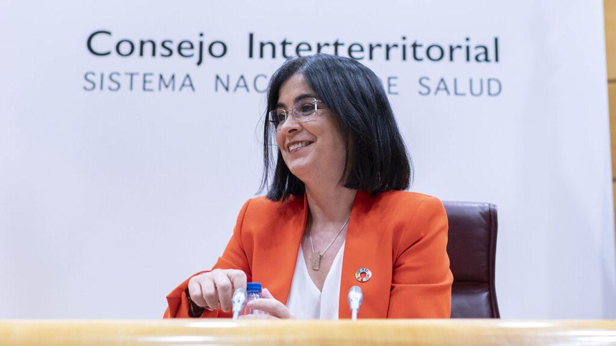 En directo: rueda de prensa de Carolina Darias