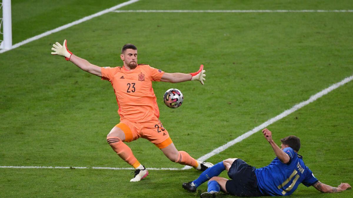 Goleada de Telecinco con los penaltis del Italia-España: 14,2 millones de espectadores y un 72,9% de 'share'