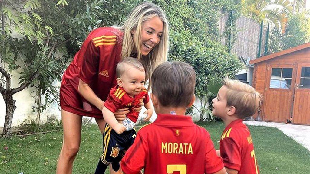 """""""A tus hijos les va a dar un infarto"""": Alice Campello denuncia graves amenazas a su familia tras el fallo de Morata"""