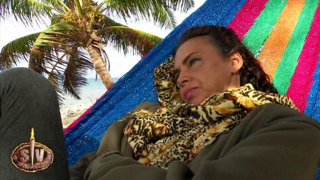 Olga, destrozada y sin apoyos tras robarle cacao a Melyssa