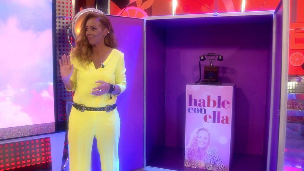 Rocío Carrasco desvela su misión en 'Sálvame': 'Hable con ella'