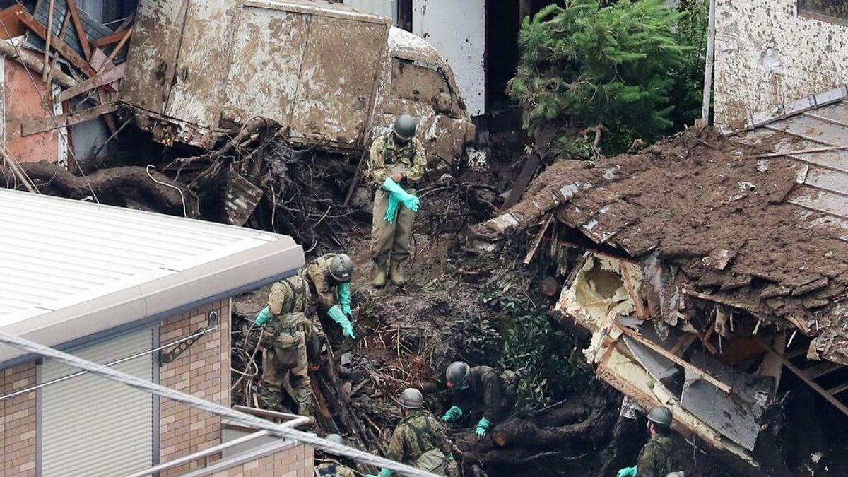 Las inundaciones en Japón causan 7 muertos: ¿Cuáles ha sido las causas y las zonas más afectadas?