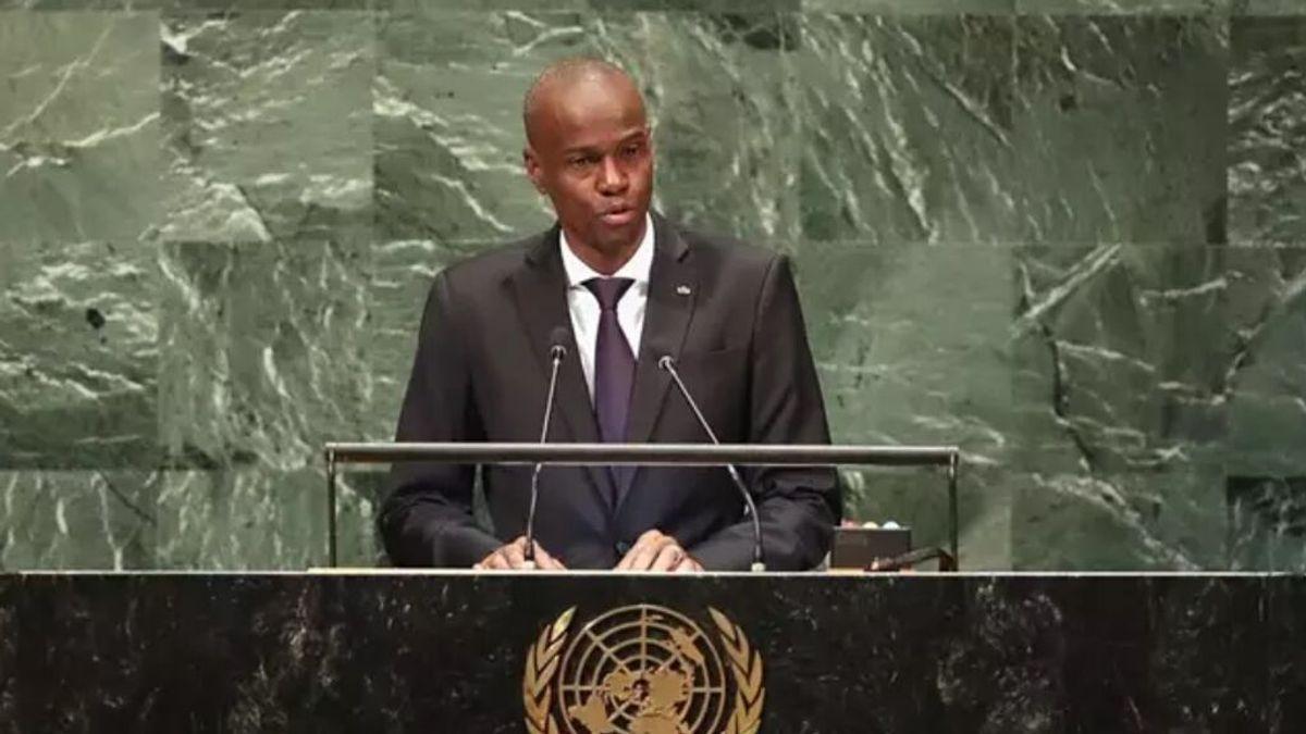 Asesinan a tiros al presidente de Haití, Jovenel Moises