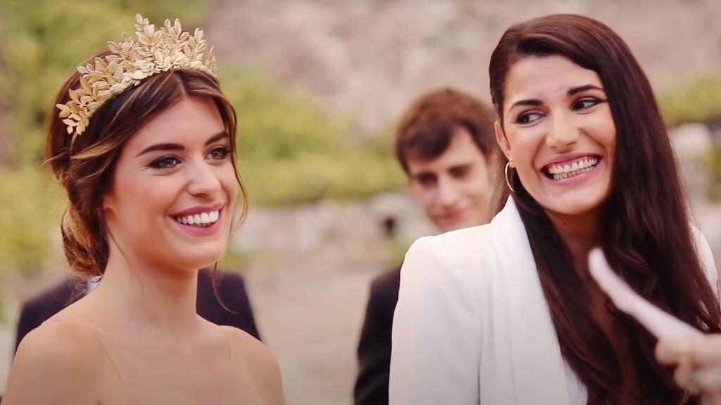 Así fue la boda de Dulceida y Alba Paul