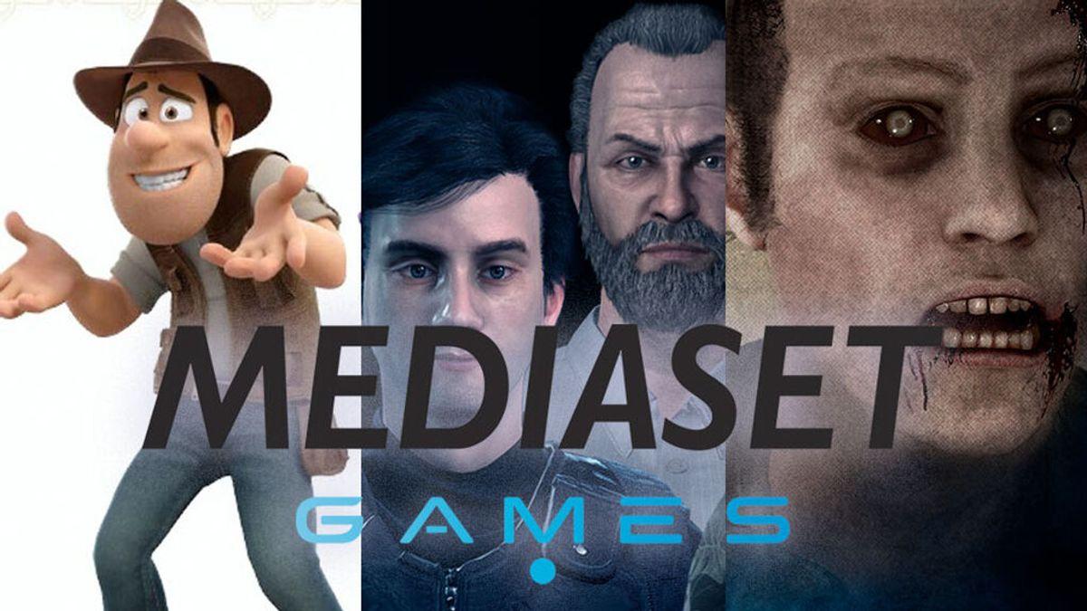 Mediaset Games juegos