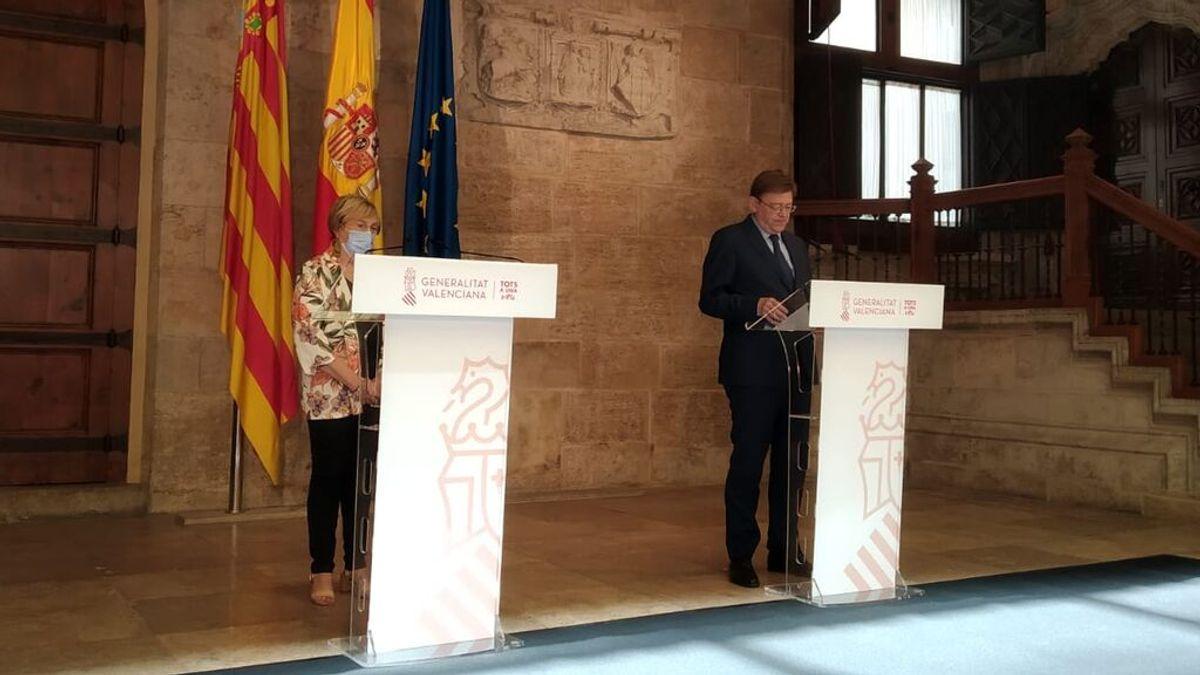 La Comunidad Valenciana cierra el ocio nocturno y solicitará al TSJCV un toque de queda para municipios con más incidencia
