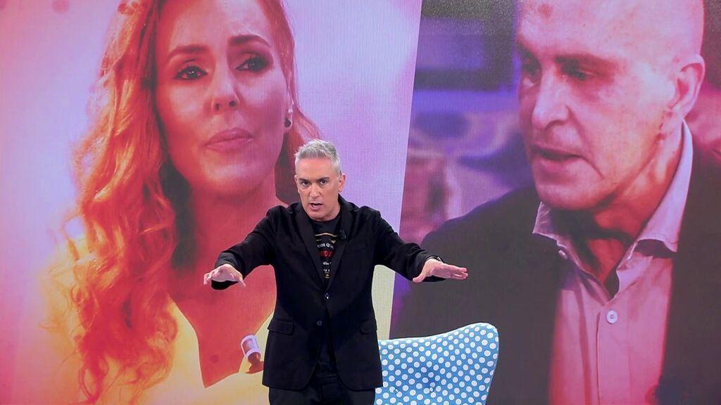"""Lo que pasó en publicidad tras el enfrentamiento de Rocío Carrasco y Kiko Matamoros: """"¡Yo no me achanto!"""""""