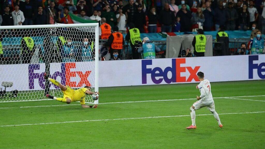 No fue una lotería, sino ciencia: ¿por qué España empezó a perder los penaltis desde el cara o cruz de Jordi Alba y Chiellini?