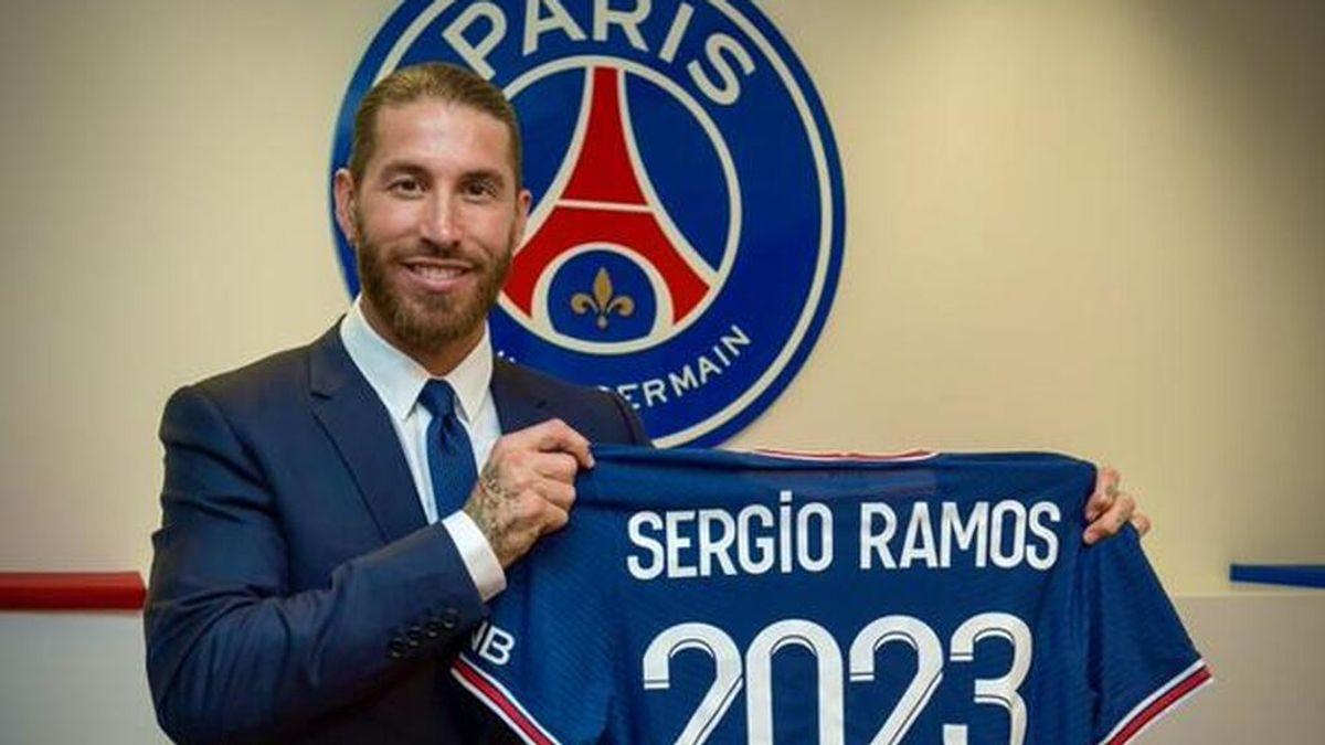"""Las reacciones al fichaje de Sergio Ramos por el PSG: Kiko Rivera se tendrá que """"tragar"""" la liga francesa"""