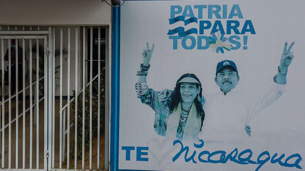 """La Eurocámara condena la """"deriva autoritaria"""" en Nicaragua y pide sancionar a Ortega"""