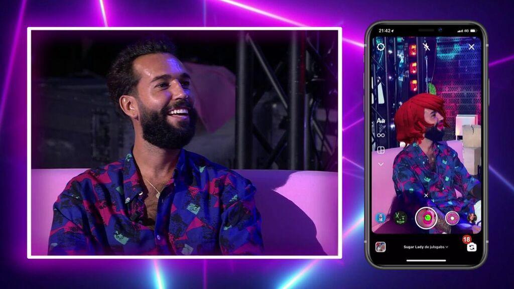 Omar Sánchez revela en 'Sobreviviré: Pre Show' qué le dijo Isabel Pantoja antes de 'Supervivientes'