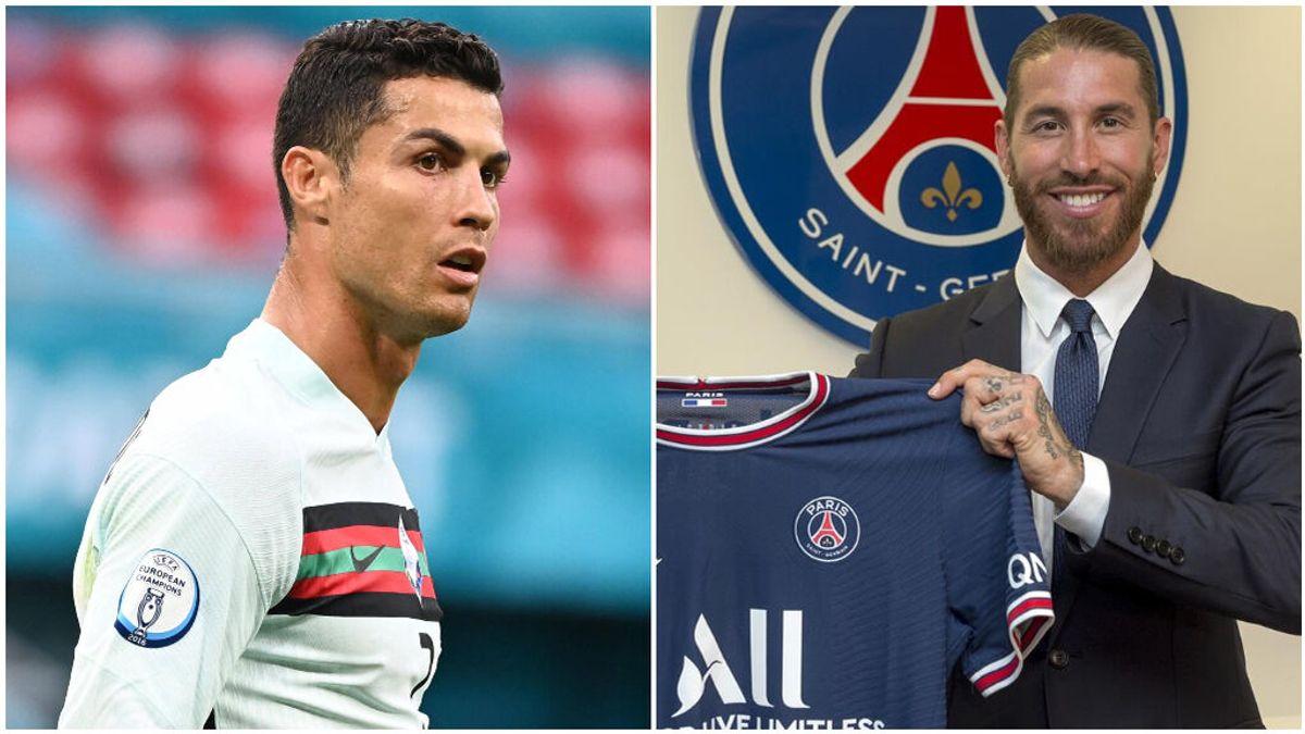 Cristiano Ronaldo, ¿cambiará la Juve por el PSG?