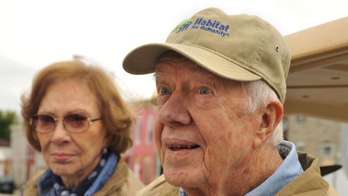 Jimmy Carter celebra el 75 aniversario de su boda con Rosalynn: su historia de amor y su secreto