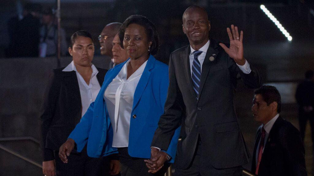 Acribillado a balazos el presidente de Haití: Recibió 12 disparos por todo el cuerpo