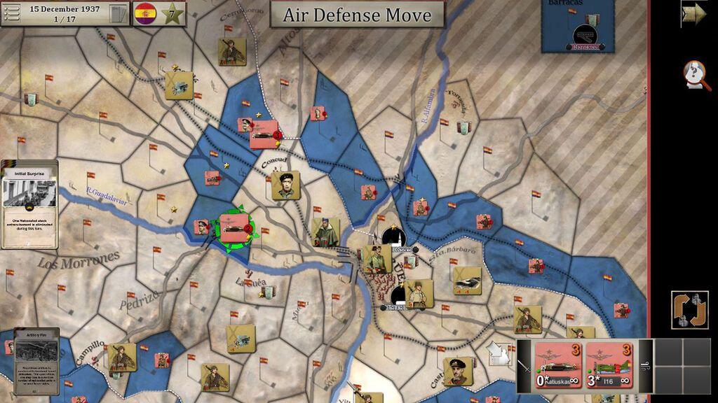 Battle for Spain