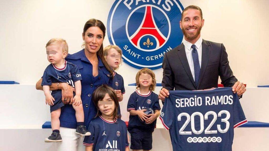 """Pilar Rubio confirma su mudanza a París junto a Sergio Ramos y sus cuatro hijos: """"Me enfrento a uno de mis retos"""""""