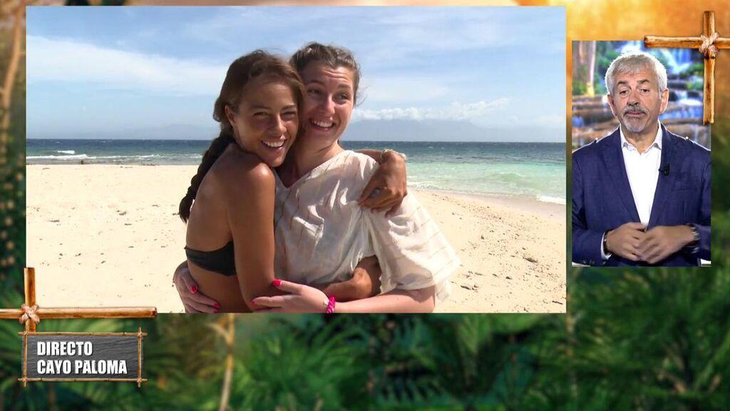 """Melyssa se reencuentra con la hermana de Tom, Candice: """"No nos vemos desde antes de la cuarentena"""""""
