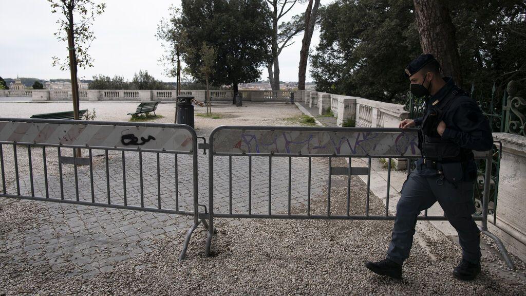 Italia abre una investigación sobre la difusión de los vídeos de malos tratos en cárceles del país