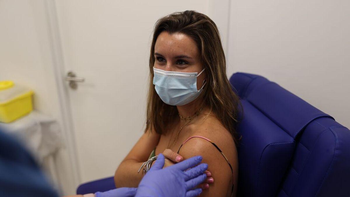 ¿A que franja de edad está vacunando cada comunidad autónoma?