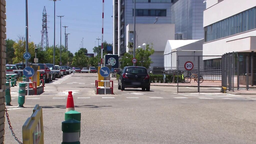 Las instalaciones de Mediaset España