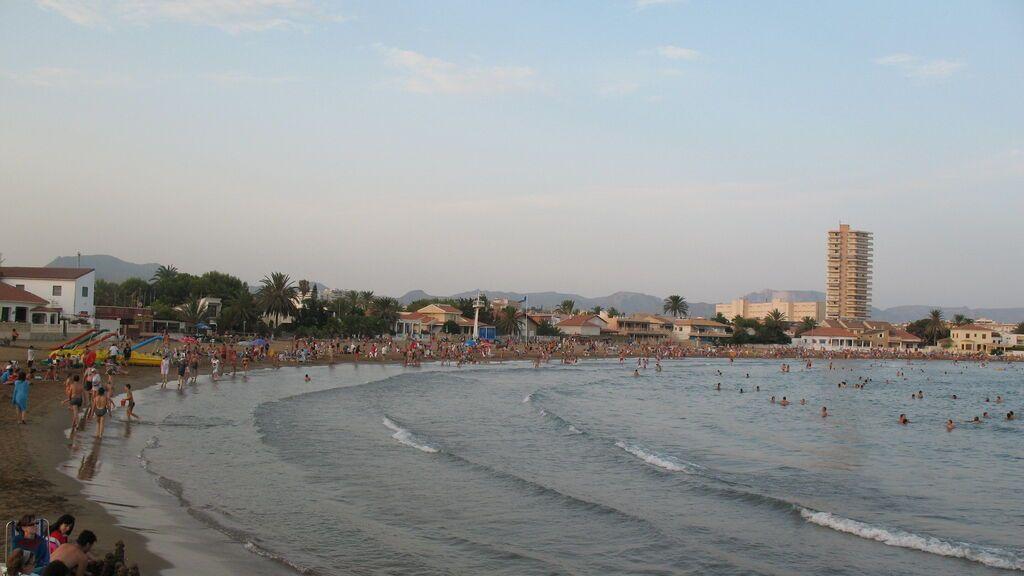Playa de la Bahía
