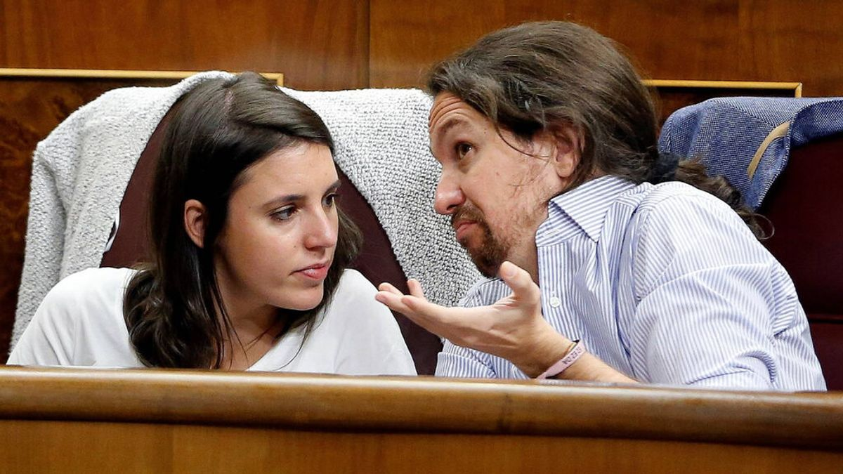"""Irene Montero aborda el rumor de su ruptura con Iglesias: """"Nunca hablo de esto, pero hoy quiero hablar..."""""""