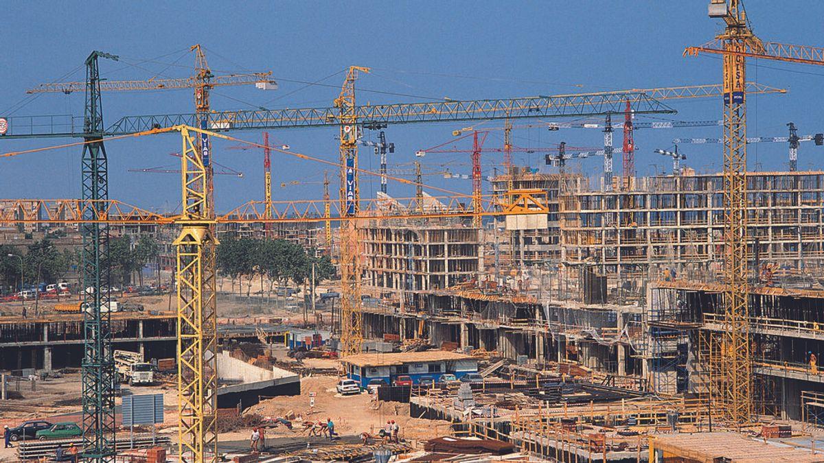 Los precios disparados de las materias primas ponen en peligro la reactivación de la construcción