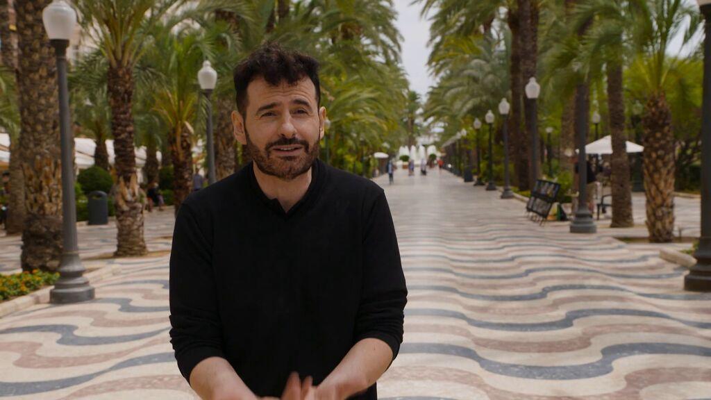 Luis Miguel Seguí nos enseña Alicante