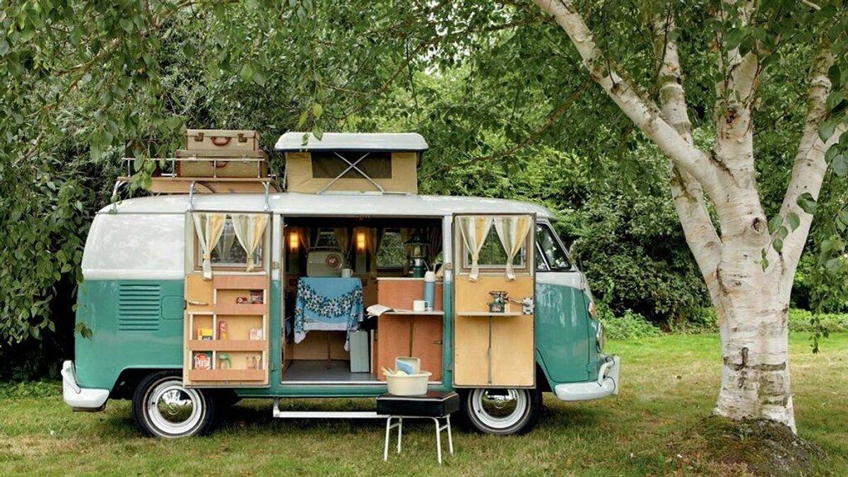 Con mi furgoneta, al fin del mundo: multas a las que te expones viajando en autocaravana