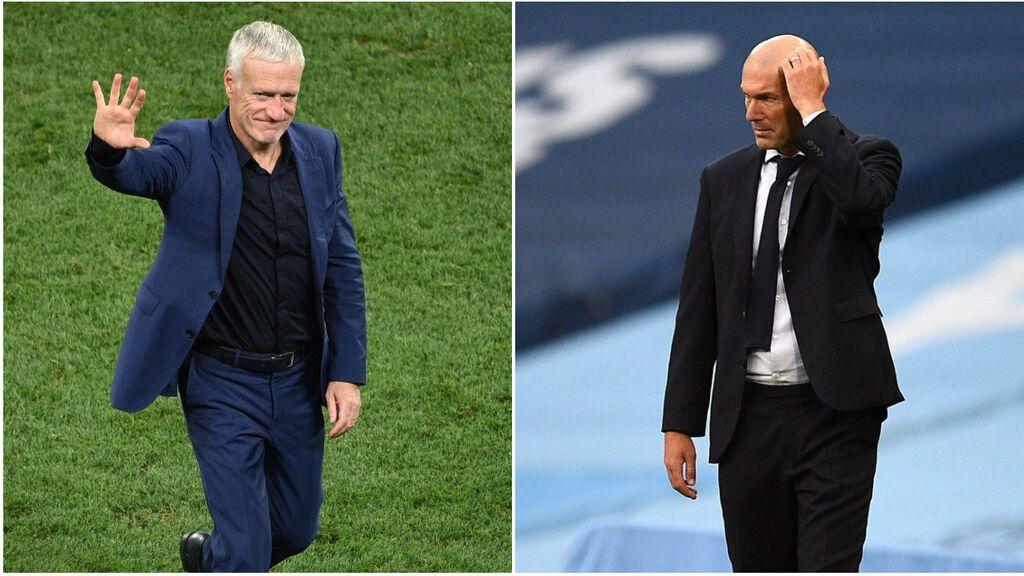 Zidane tendrá que esperar: Deschamps continuará al frente de la selección francesa hasta el Mundial de Qatar