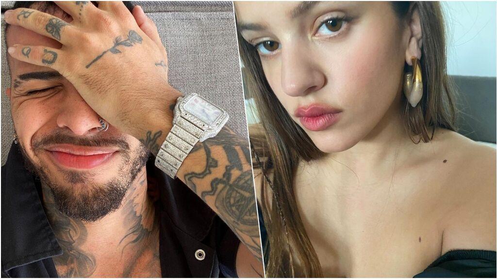 Rosalía y Rauw Alejandro, ¿pillados por un despiste?