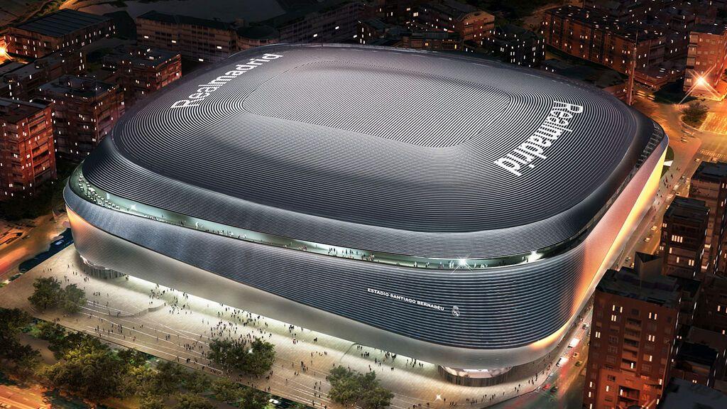 El Real Madrid de Baloncesto podría jugar en el Nuevo Bernabéu: Gracias al césped y techo retráctil